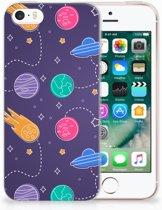 iPhone SE | 5S Uniek TPU Hoesje Space