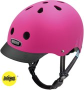 Nutcase Helm Little Nutty Pink Bubbles MIPS