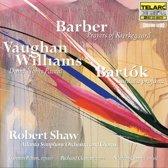 Choral Music Of Barber, Vaughan Wil