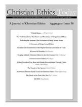 Christian Ethics Today, Issue 30