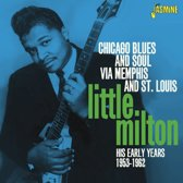 Chicago Blues And Soul Via Memphis And St. Louis