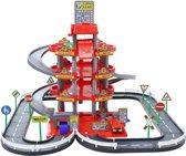 Afbeelding van Wader Luxe Parkeergarage speelgoed