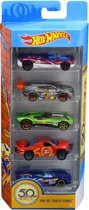 Hot Wheels 50th Anniversary Cadeauset 5 Auto's - Speelgoedauto's