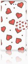 Huawei Y5 2018 Boekhoesje Design Hearts