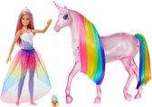 Barbie Dreamtopia Magische Lichtjes Eenhoorn met P