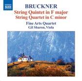 Bruckner: String Quintet/Quartet
