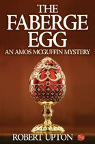 Omslag van 'The Faberge Egg: An Amos McGuffin Mystery'