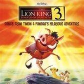 The Lion King 3 Original Soundtrack