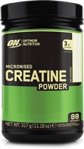 Optimum Nutrition - Creatine 88 doseringen
