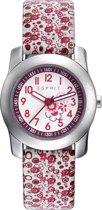 Esprit - ES906664005 - Horloge - Leer - 30 - mm wit