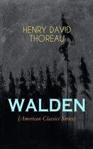 WALDEN (American Classics Series)