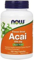Acai, 500 mg, 100 veg-caps, Now Foods