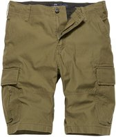 Vintage Industries Kirby shorts olive