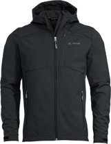 Men's Miskanti Softshell Jacket II - warme Softshell - heren - Phantom Black