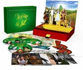 The Wizard of Oz: Limited Edition 80th Anniversary Collection (4K + BLU RAY + CD)
