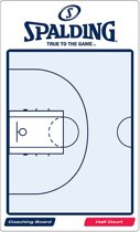 Spalding Basketbal Coachbord - blauw/wit