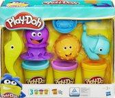 Play-Doh Onderwater Kneedwereld - Ocean Tools - Klei