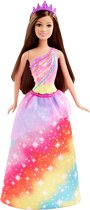 Barbie Dreamtopia Prinses Regenboog - Barbiepop