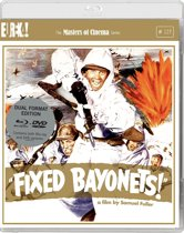 Fixed Bayonets! (1951) (Blu-ray & Dvd) (Import)