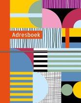 Adresboek - Multicolor