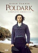 DVD cover van Poldark - Seizoen 1 t/m 4