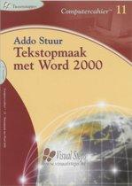 Tekstopmaak Met Word 2000