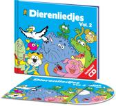 Dierenliedjes   -  volume 2 + cd