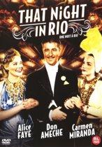 That Night In Rio (dvd)