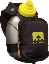 Nathan QuickShot Plus Handdrinkflesgordel Zwart