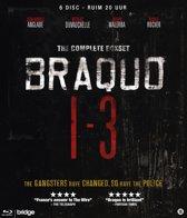 Braquo Box - serie 1 t/m 3 (Blu-ray)