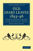 Old Diary Leaves 1893-6