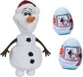 Frozen 2 Olaf knuffel en 2 surprise verassing eieren - Disney voordeelbundel