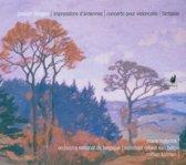 Joseph Jongen, Cello Concerto / Orchestral Works