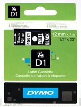 DYMO D1 Standard 12mm x 7m D1 labelprinter-tape