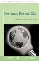 Democracy East and West