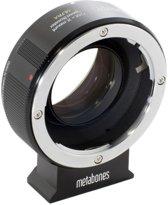 Metabones Olympus OM naar X-mount Speed Booster ULTRA / Adapter Olympus OM naar X-mount 0,71x converter, met AS compatibel statiefvoet
