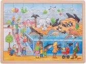 Goki 57744 48stuk(s) puzzel