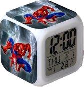 Spiderman wekker   Marvel