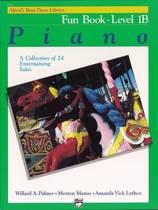 Alfred's Basic Piano Library Fun Book, Bk 1b