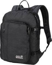 Jack Wolfskin Campus Backpack - Unisex - Black - ONE SIZE