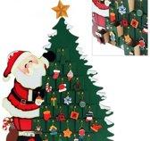 Monzana Adventkalender - kerstmis - met - lades