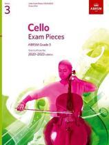 Cello Exam Pieces 2020-2023, ABRSM Grade 3, Score & Part