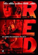 DVD cover van Red