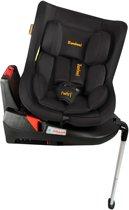 Autostoel Baninni Twirl 360 met Isofix Black (0-18kg)