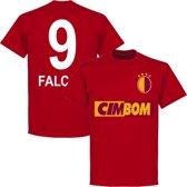 Galatasaray Falcao 9 Team T-Shirt - Rood - L