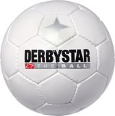 Derbystar Mini Voetbal Wit