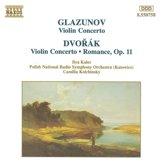 Dvorak: Violin Concerto, Romance;  Glazunov: Violin Concerto