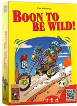 Boonanza Boon to be Wild - Kaartspel
