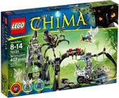 LEGO Chima Spinlyn's Grot - 70133