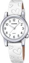 Calypso Kids K5709/1 - Horloge - Kunststof - Wit - 28.5 mm